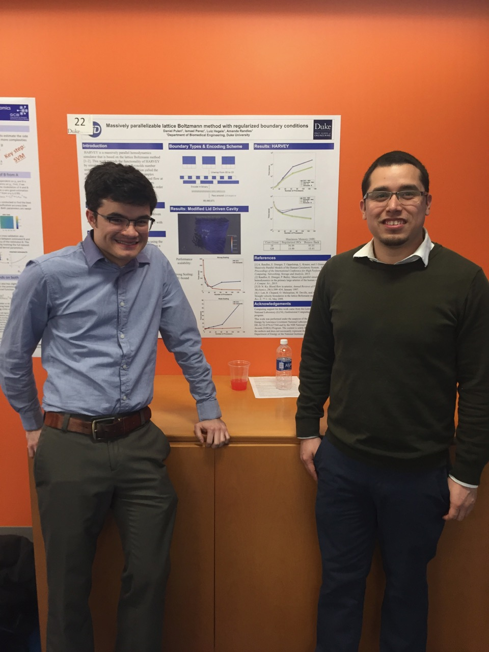 Research Computing 2017 - Daniel and Ismael