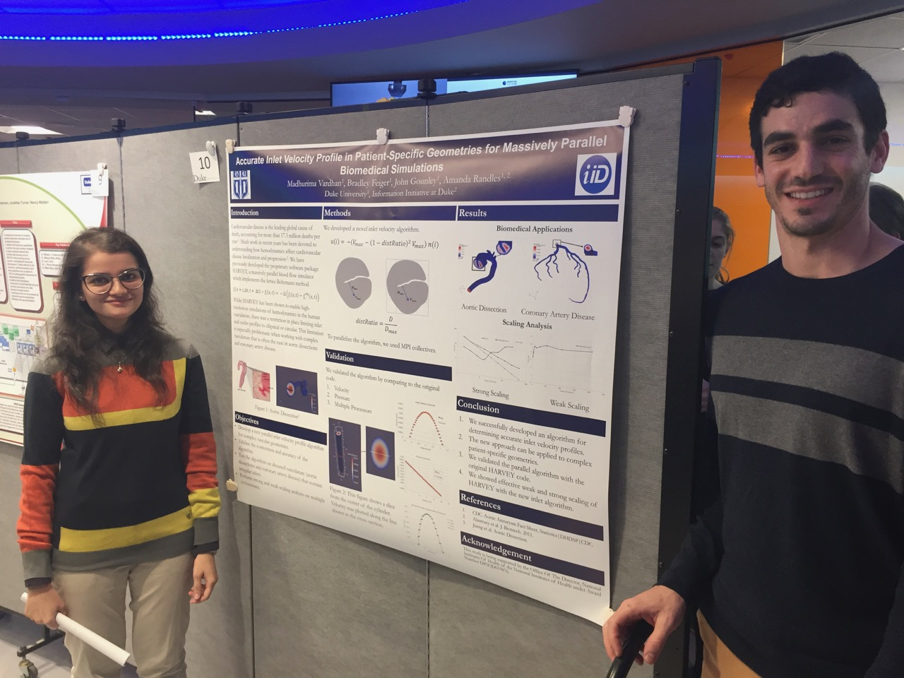 Research Computing 2017 - Maddie and Brad